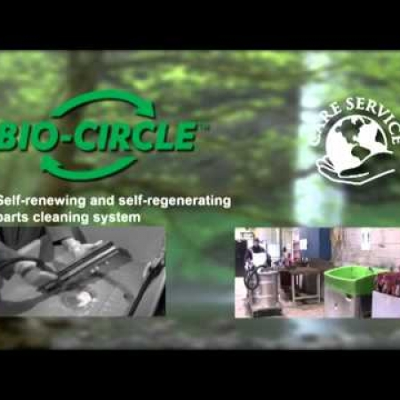 Bio-Circle   Parts cleaner   Industrial cleaning   www.biocircle.com